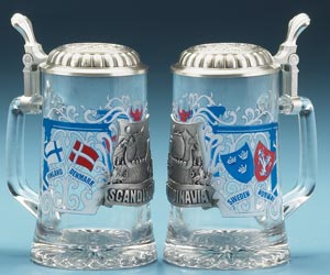 GLASS SCANDINAVIA STEIN