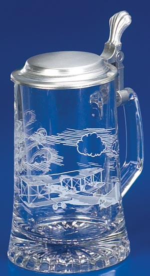 GLASS AVIATOR STEIN