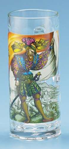 KOLN FLAGBEARER GLASS
