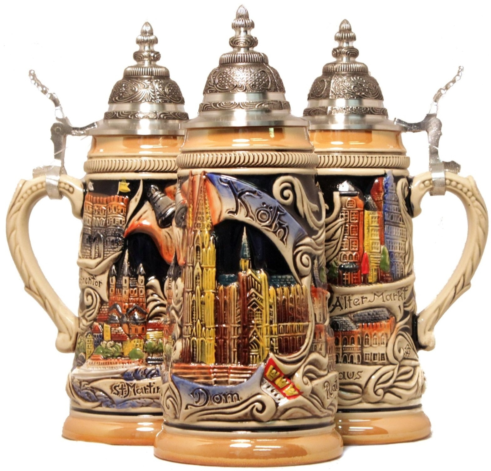 Koln Cologne Deutschland Germany Beer Stein