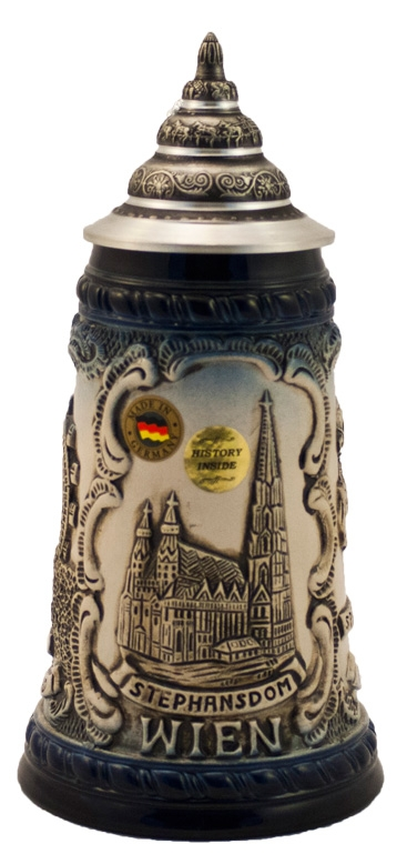 Wien Stephens Cathedral Beer Stein