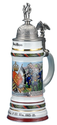 REGIMENTAL STEIN, RESERVES