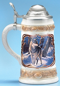 Meger Timber Wolf Stein