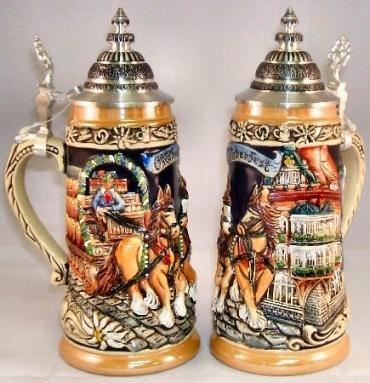 Oktoberfest Munich 1/4L LE German Beer Stein
