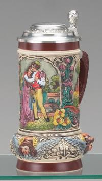 LOVERS BEER STEIN