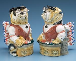DEALER BULLDOG STEIN
