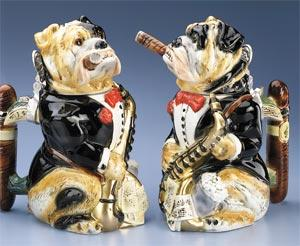BIG BAND BULLDOG STEIN