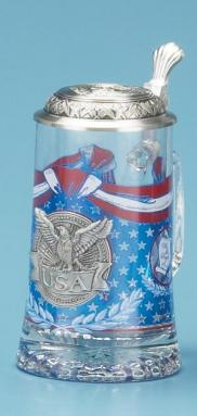 GLASS USA STEIN
