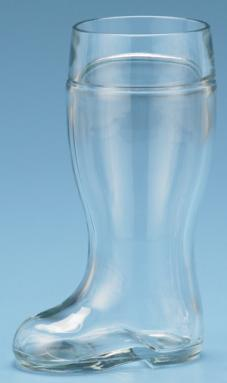1.0 L GLASS BEER BOOT