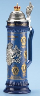 BAVARIAN KINGS STEIN