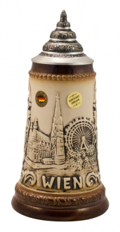 Wien City Beer Stein