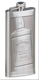 Jack Daniel's Boot Flask, Bottle Design