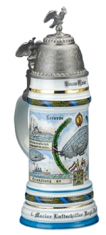 REGIMENTAL STEIN, AIRFORCE