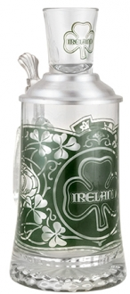 0.5L Ireland Father and Son Stein