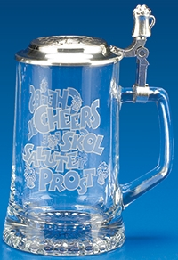 CHEERS! GLASS STEIN