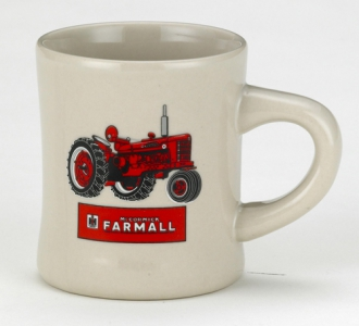 CASE DINER MUG FARMALL WHITE