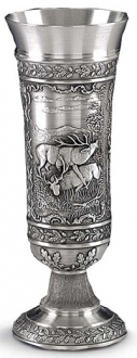 Pewter Wildlife Pilsner