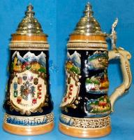 Austria Theme German Beer Stein