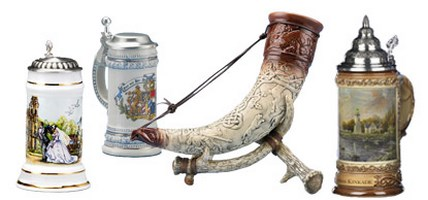 Even More Beer Steins