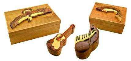 Non-music boxes