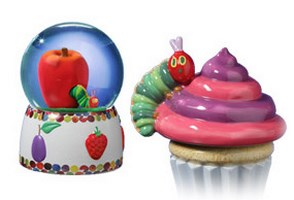 Eric Carle Music Boxes and Figurines
