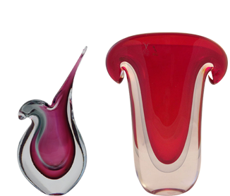 Murano Glass Gifts - Vases