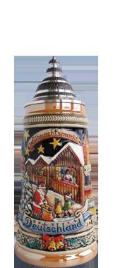 1001 Beer Steins – Heritage Scenes