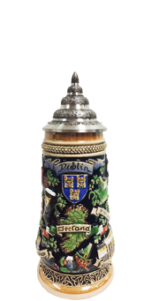 European Countries Beer Steins - Best Men