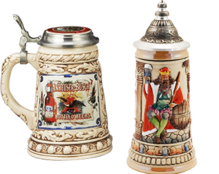 Beer Steins-German Traditional _Fathers Day Gifts