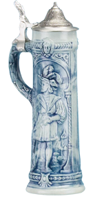 We carry steins from many makers including King-Werks, also known as Wuerfel & Mueller;