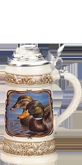 1001 Beer Steins – Wildlife Scenes Beer Steins