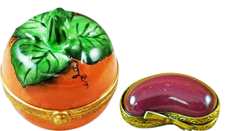 This is selection of elegant porcelain Limoges Boxes that display your professional interests.