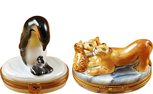 Limoges Factory – Animals
