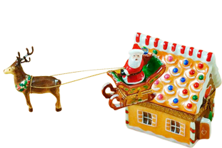 Studio Collection with Santa Claus, Christmas Boot, etc. Will express your best holiday memories.