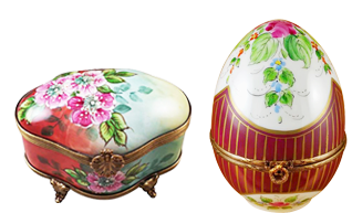 Limoges Factory - Traditional Style