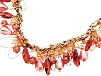 These gorgeous Murano Glass Necklaces truly stand out. Made of individual pieces of Murano glass they are as captivating as they are elegant.