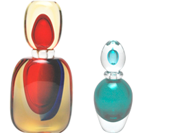 They can serve as very special containers for your personal perfumes.