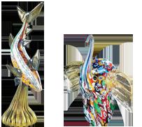Murrine Glass