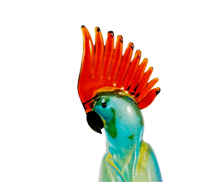 . We offer single birds and pairs of birds which strike very romantic and coy postures. They look romantic enough to touch any lover's heart. T