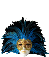 Full Face Venetian Masks