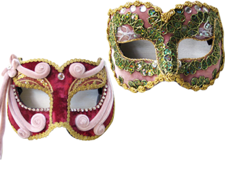 Colorosa Venetian Mask and enjoy it for many years to come.
