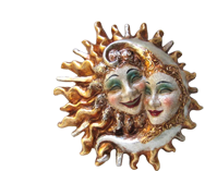 Wall Decor Venetian Masks