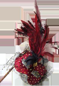 Venetian Velvet Masks