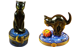 Limoges Factory – Cats