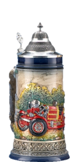 1001 Beer Steins – Crystal Steins