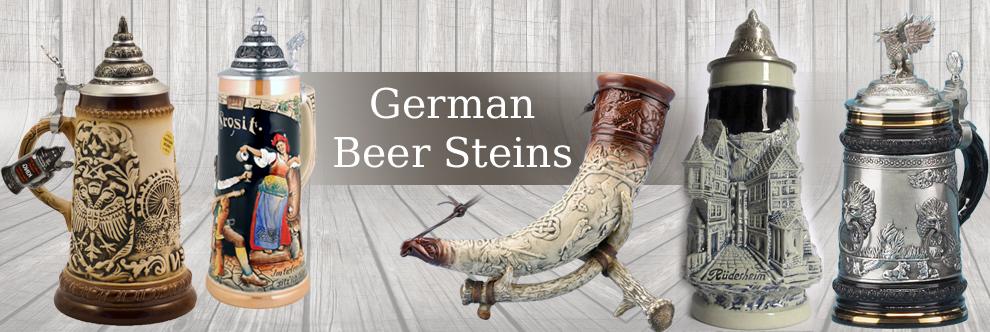Halloween Beer Steins