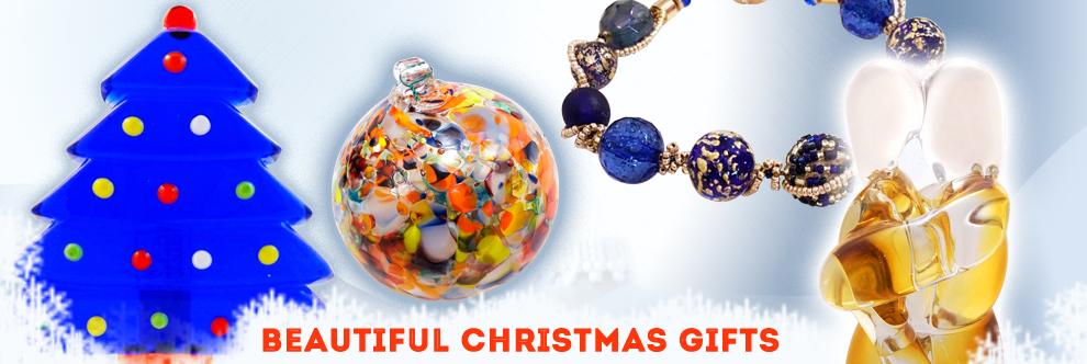 Christmas urano Glass & Murano Glass Jewelry