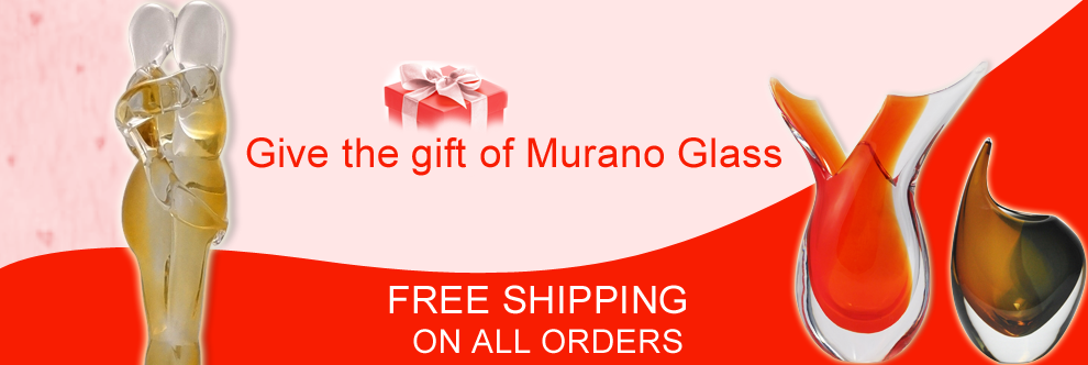 Murano Glas Gifts - Beautiful Valentine gifts