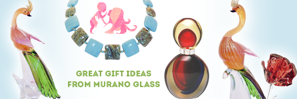 Murano Glass Mothers day gifts