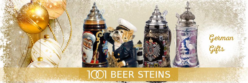 Original Crhistmas Beer Steins for you